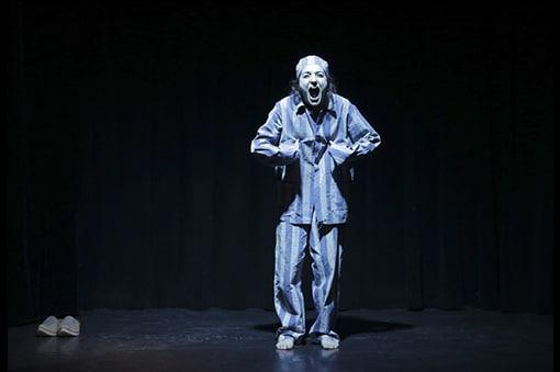 « L'exception » d'après le livre de Ruth Klüger, un spectacle poignant sur la shoah au Théâtre de la Contrescarpe