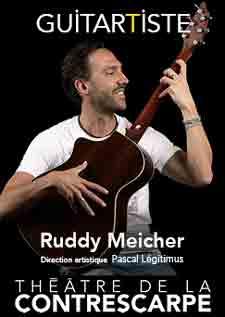 GuitarTiste – Ruddy Meicher