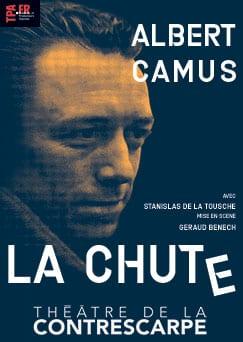 LA CHUTE – ALBERT CAMUS
