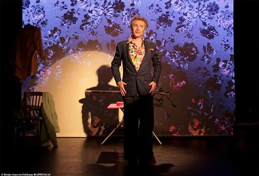 """One man show humoristique """"En mode souci"""" de Philippe Fertray au Théâtre de la Contrescarpe : sketch """"le concert de musique contemporaine"""""""