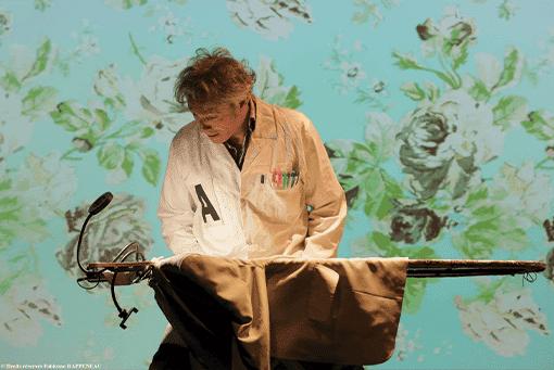 """One man show humoristique """"En mode souci"""" de Philippe Fertray au Théâtre de la Contrescarpe : sketch """"docteur Ragout"""""""