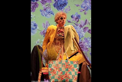 """One man show humoristique """"En mode souci"""" de Philippe Fertray au Théâtre de la Contrescarpe : sketch """"l'introspection"""""""