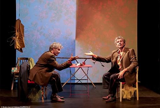 """One man show humoristique """"En mode souci"""" de Philippe Fertray au Théâtre de la Contrescarpe : sketch """"le debat tv"""""""